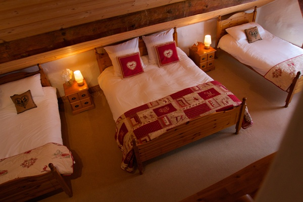 Family Chalet - Spacious En-suite rooms