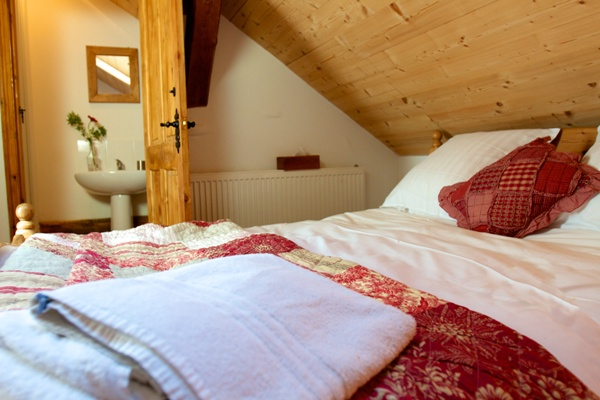 Our cosy en-suite triple - welcome to the Bonnfoye ...