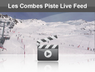 Les Combes Piste Live Feed